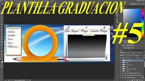 marcos psd graduacion plantilla psd graduaci 243 n con estilo moderno para jovenes