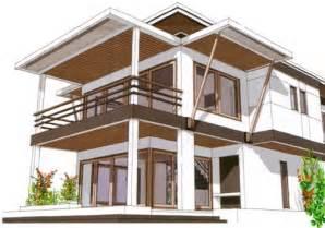 arsitek rumah minimalis modern gambar desain rumah tropis kumpulan gambar rumah
