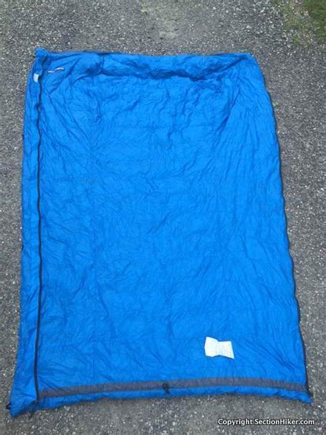 Ultralight Quilt Backpacking by Feathered Friends Flicker 40 Ul Quilt Sleeping Bag