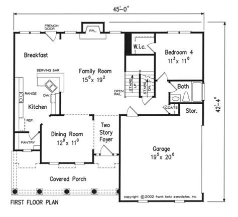 quail housing plans quail ridge home plans and house plans by frank betz associates