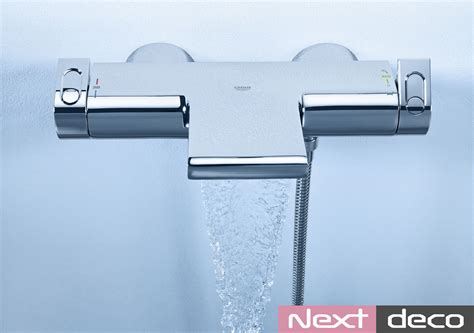 Bath Shower Thermostatic Mixer grohtherm 2000 new nuevo termostato grohe somos nextic