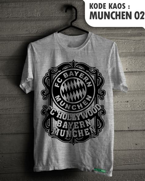 jual bayern munchen munich fans baju sepakbola kaos distro klub tim sepak bola jersey football