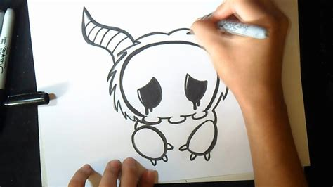 imagenes de monstruos faciles para dibujar c 243 mo dibujar un caracter monstruo graffiti primmly art