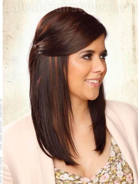 hair cuts for super straight hair simple hairstyles for straight hair