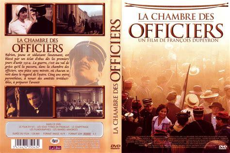 résumé la chambre des officiers jaquette dvd de la chambre des officiers cin 233 ma
