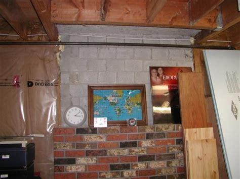 Fireplace Insulation Board by Blue Foam Board Insulation Fireplace Doityourself