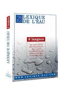 libro lexique essentiel de lespagnol le lexique 6 langues de l eau 201 ditions johanet