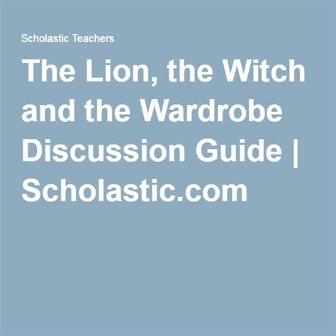 Witch And Wardrobe Study Guide by 1000 Images About School Stuff On Chernobyl Chernobyl Disaster And Worksheets