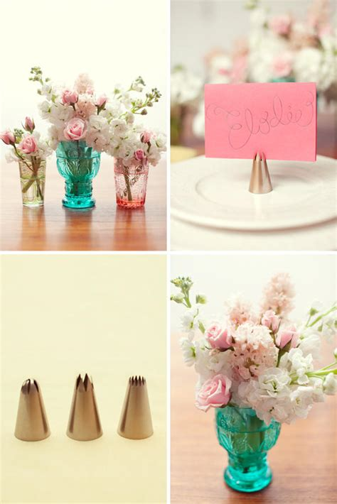 Handmade Wedding Centerpieces - diy wedding centerpieces once wed