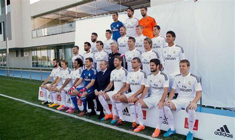 imagenes del real madrid jugadores 2015 la foto foto 1 marca com