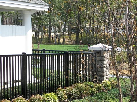 bridgeport aluminum deck railing