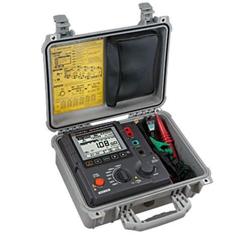 resistor tester kyoritsu 3128 insulation resistance tester details and price on getmeter
