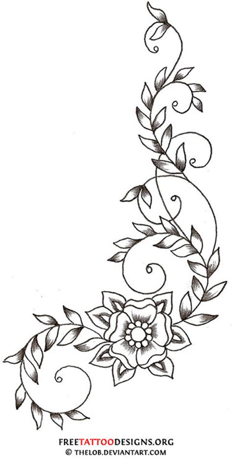 vine pattern tattoo wood burning flowers patterns don t forget to check out