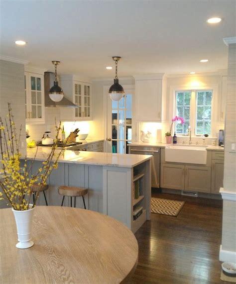 esszimmer makeover bilder 133 besten open kitchen dining bilder auf