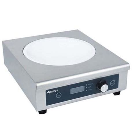 induction cooking commercial commercial induction cooker wok 208v restaurant equipment