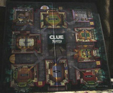how many rooms in cluedo usa clue boardgame 2003 edition uk cluedo boardgame 2004 edition