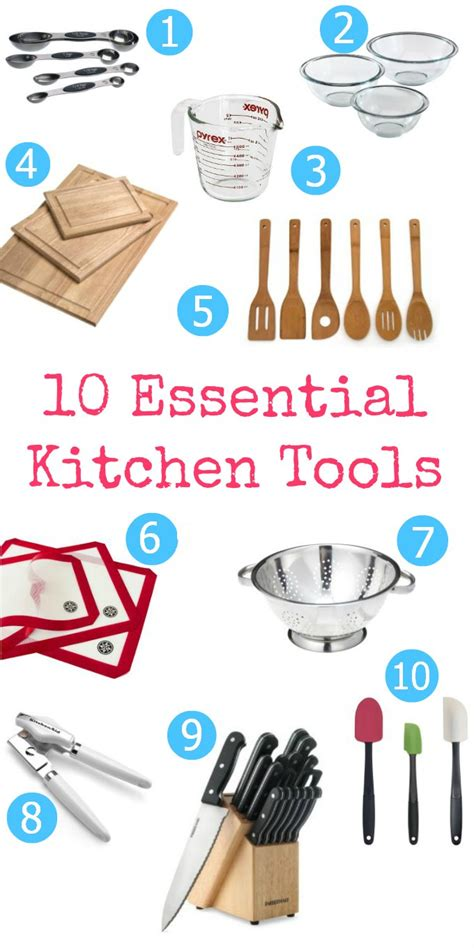 10 Essential Kitchen Tools That Everyone Should Have Gal On A Mission | 10 essential kitchen tools that everyone should have gal