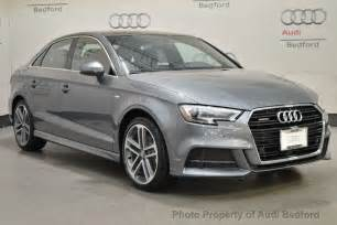 2017 used audi a3 sedan 2 0 tfsi premium plus quattro awd