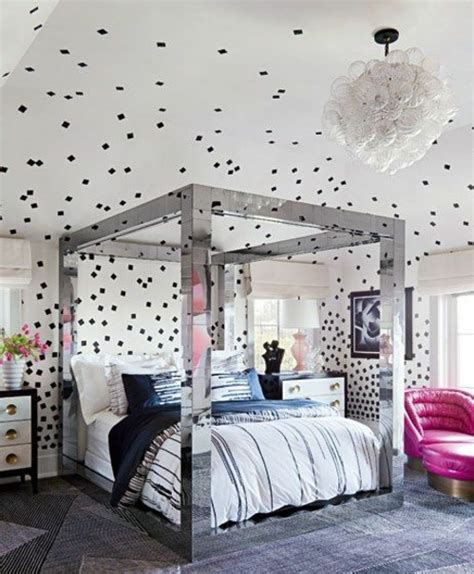 muster schlafzimmer schlafzimmer wandgestaltung kreative ideen als inspiration