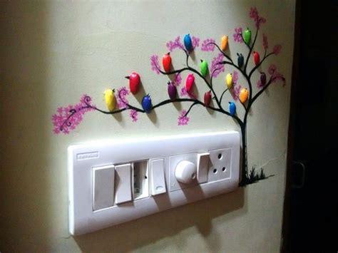 handmade pista shell bird  wall decoration art