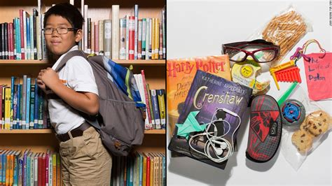 what s wrong with china books what s inside students heavy backpacks cnn
