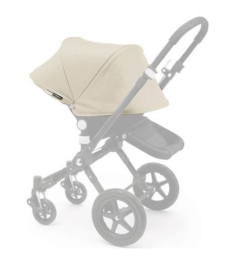 bugaboo cameleon gestell bugaboo cameleon 3 extendable tailored fabric set white