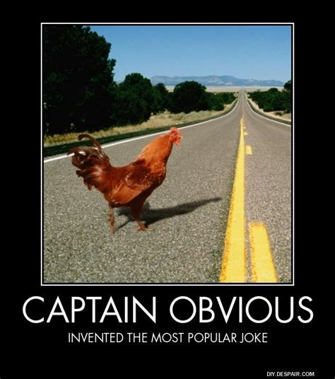 Captain Obvious Meme - image 319971 captain obvious know your meme