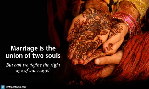 Right age for marriage in islam