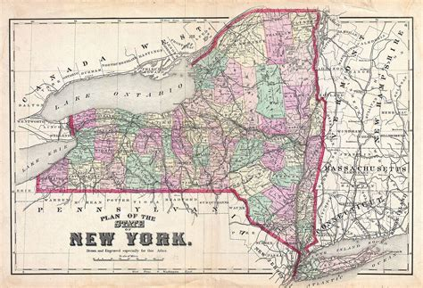 state map of new york original file 4 000 215 2 732 pixels file size 3 37 mb