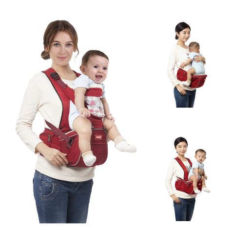 Baby Carrier 4 In 1 0 12 M Blue 1 sunveno new design kangaroo carrier baby carrier hipseat for baby infant toddler 0 36m in
