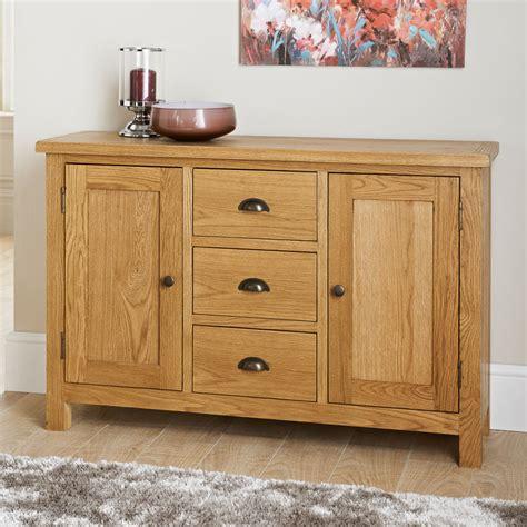 wiltshire wide sideboard furniture oak furniture sideboards