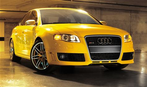 Audi Rs4 Twin Turbo by 2016 Audi Rs4 Could Drop V8 For V6 Twin Turbo Offer Sedan