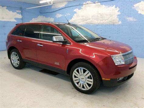 2008 lincoln suv 2008 lincoln mkx 4dr suv in gallatin tn middle tennessee
