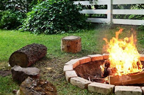 how to make a backyard pit backyard pit