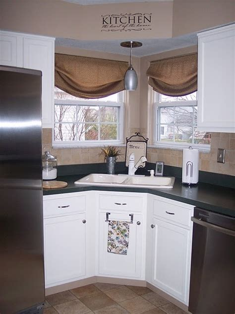 corner kitchen sink design ideas corner kitchen sink kitchens