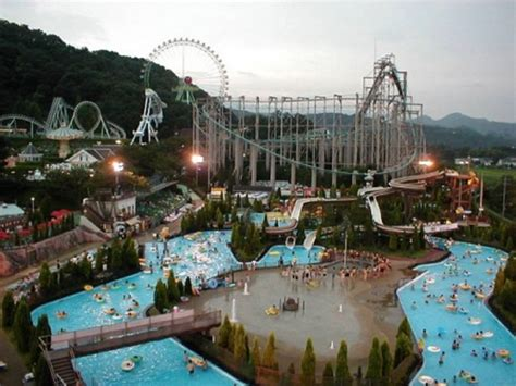 theme park osaka 10 most popular theme parks in the world us city traveler