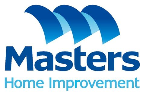 Masters Home Improvement On The Masters Home Improvement Chullora Logo Jpg 863 215 570