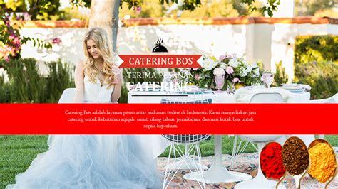 Paket Wedding Organizer Jakarta Murah by Catering Bos Catering Surabaya Sidoarjo Bandung