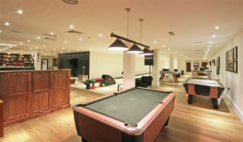 private project leicestershire the games room company