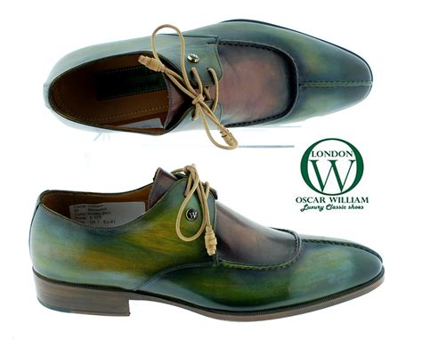 Handmade Shoes - handmade derby shoes benedict oscarwilliam handcrafted