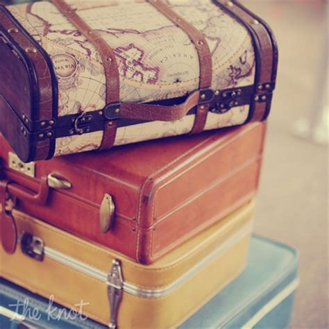 Vintage Suitcase Decor by 301 Moved Permanently