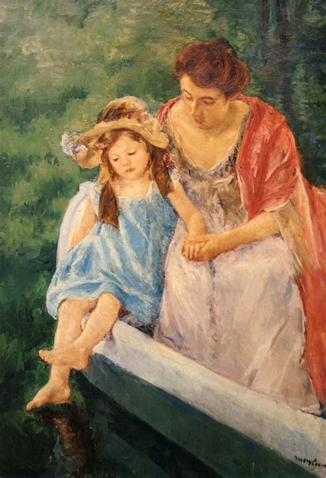 biography of mary cassatt artist 17 best images about mothers in art on pinterest good
