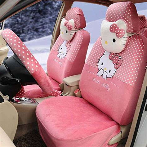 hello kitty bench seat covers compare price to hello kitty red car seat covers