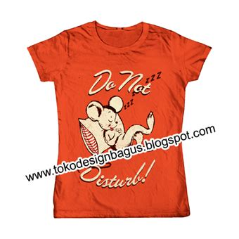 Kaos Baju 4 20 1 By Home Clothing don t disturb mouse desain kaos desain t shirt desain
