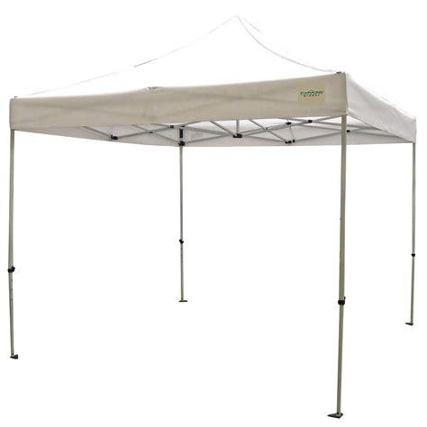 Try Canopy Caravan Canopy 10 X 10 Foot Leg
