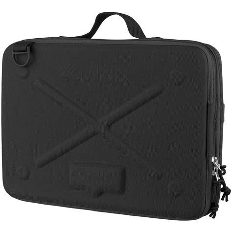 rugged laptop sleeve civilian ventilator rugged laptop black tool utility bags 1st