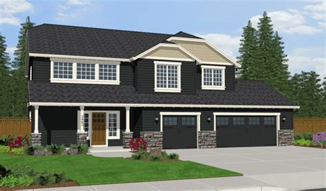 decent two story house w 2712 house plan information