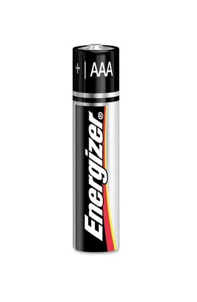 Energizer E92 Aaa energizer max e92 60pk aaa 1 5v alkaline button top