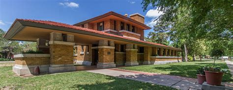 prairie style home decorating frank lloyd wright s allen house