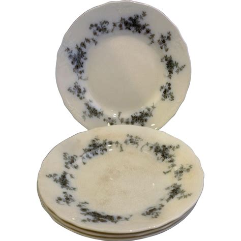 Erina Set by Erina Flow Blue Alfred Meakin Salad Plates Set Of 4 From